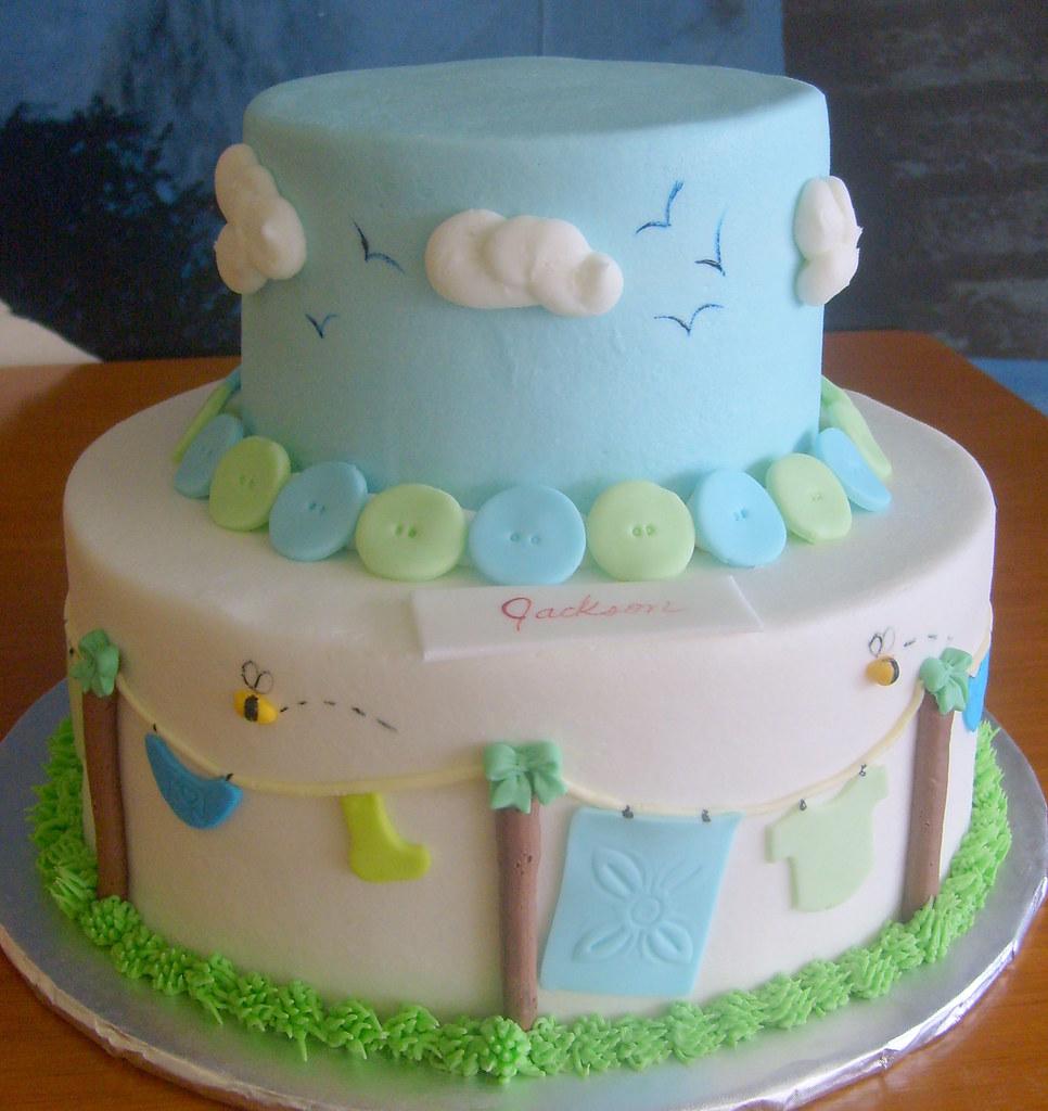 Baby Shower Cakes San Antonio Tx
