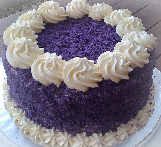 Chocolate Ribbon Cake Cream Cheese