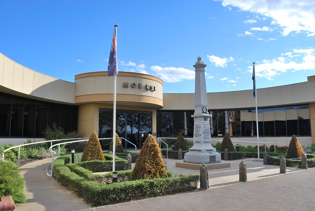 Moe Australia  city photos gallery : War Memorial, Moe RSL, VIC, Australia | Flickr Photo Sharing!