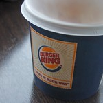 Burger King slush