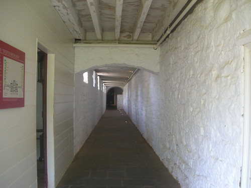 Monticello Cellar Passage