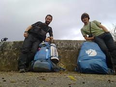 A 1000km de Compostela!!
