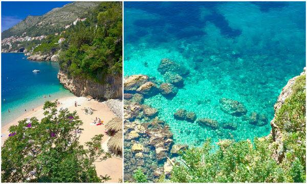 Sveti Jakor Beach