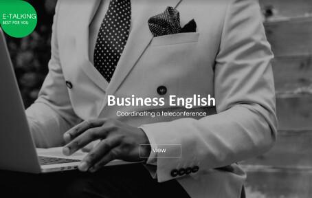 跟外國客戶聊天怕沒梗?推薦Etalking線上英文會話教學KO多益商業英文_v41194