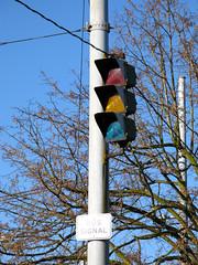 Queue Jump Bus Signal