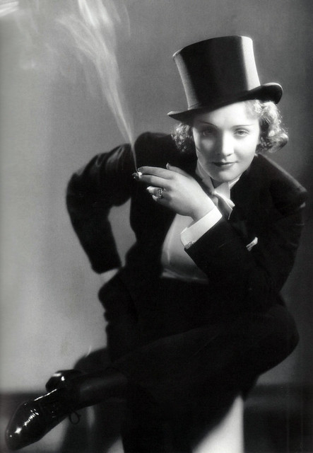 Marlene Dietrich,'Morocco', 1930