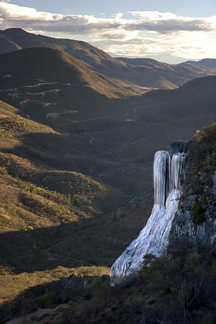 Cascada de Hierve el Agua