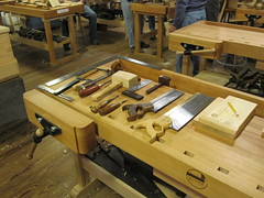 Woodworking hand tools, Tools I used today