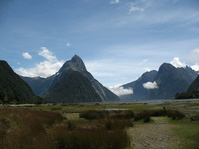 Milford Sound Dec 28 2009