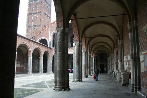 20091113 Milano 04 Basilica di Sant' Ambrogio 20