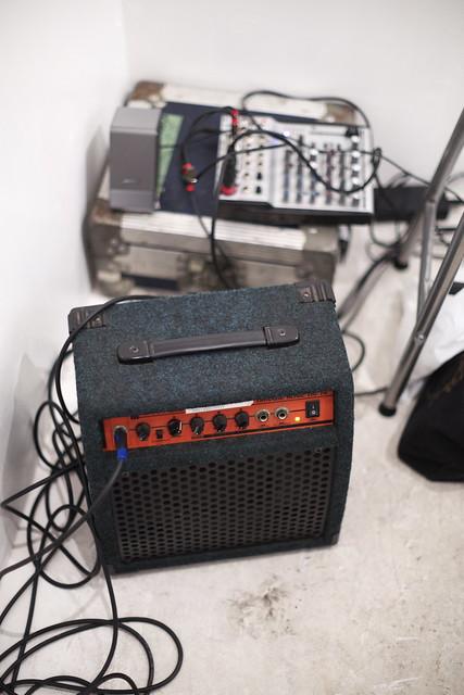 Photo:Orange guitar amp By indiepopclub