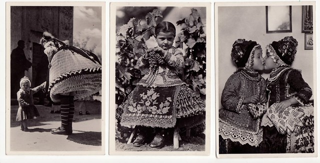 hungarian postcards