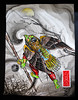 Tengu Painting