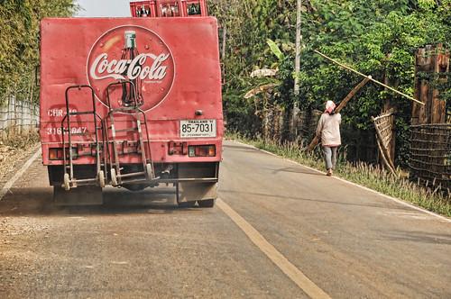 可口可樂將從巴西和哥倫比亞開始進行第三方進行社會、環境和人權評估。(照片:drburtoni。)