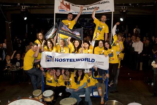 Guinness world record for Dublin's best hostels