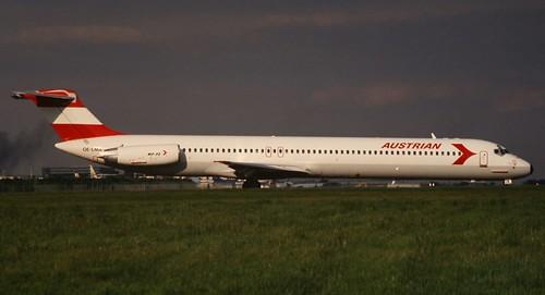 Austrian McDonnell Douglas MD-82