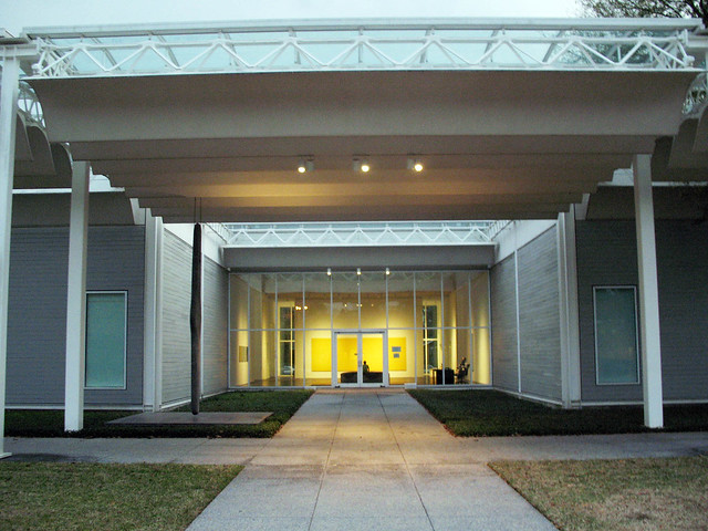 Menil Collection in Montrose