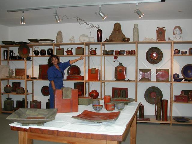 il mio laboratorio a Sala Capriasca