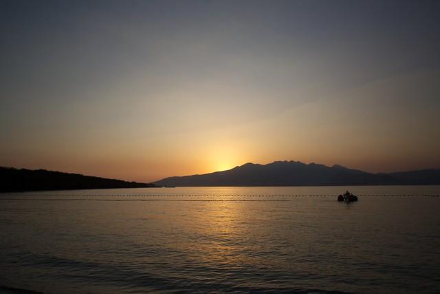 The Golden Sunset