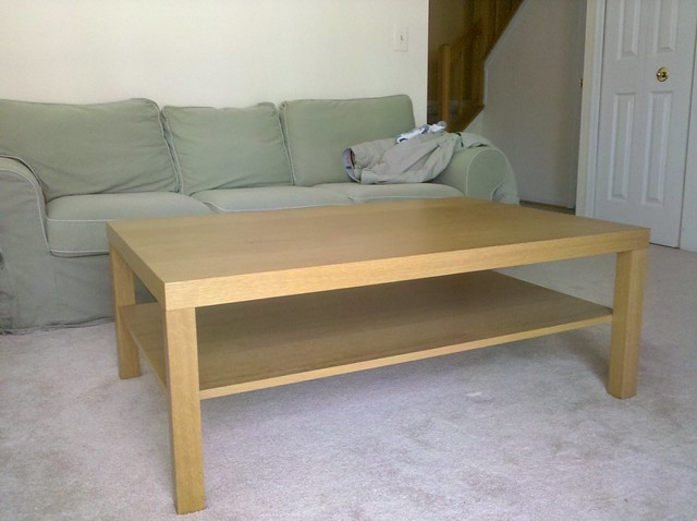 free ikea lack coffee table flickr photo sharing. Black Bedroom Furniture Sets. Home Design Ideas