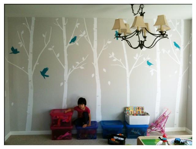 playroom wall