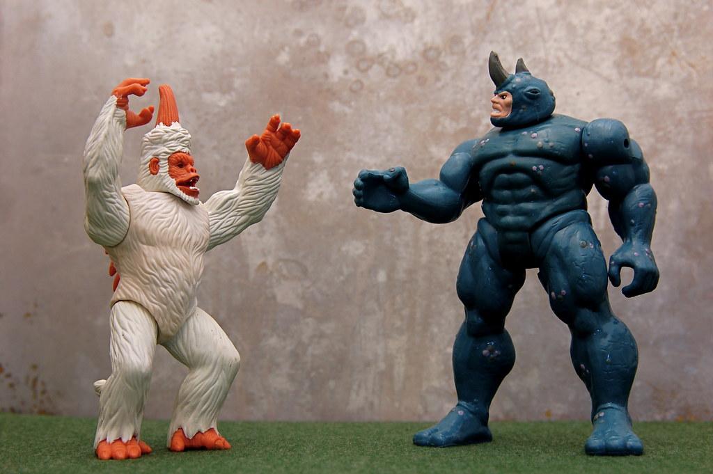 Mugato vs. Rhino (44/365)