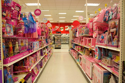 The Girl Aisle