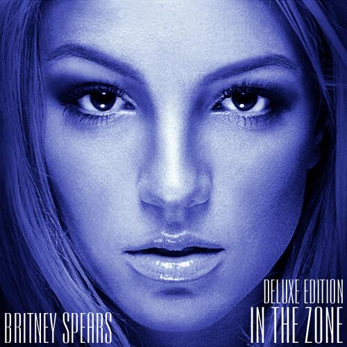 in the zone britney spears album cover - photo #17