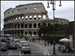 Rome, the Eternal City, winter 2010.