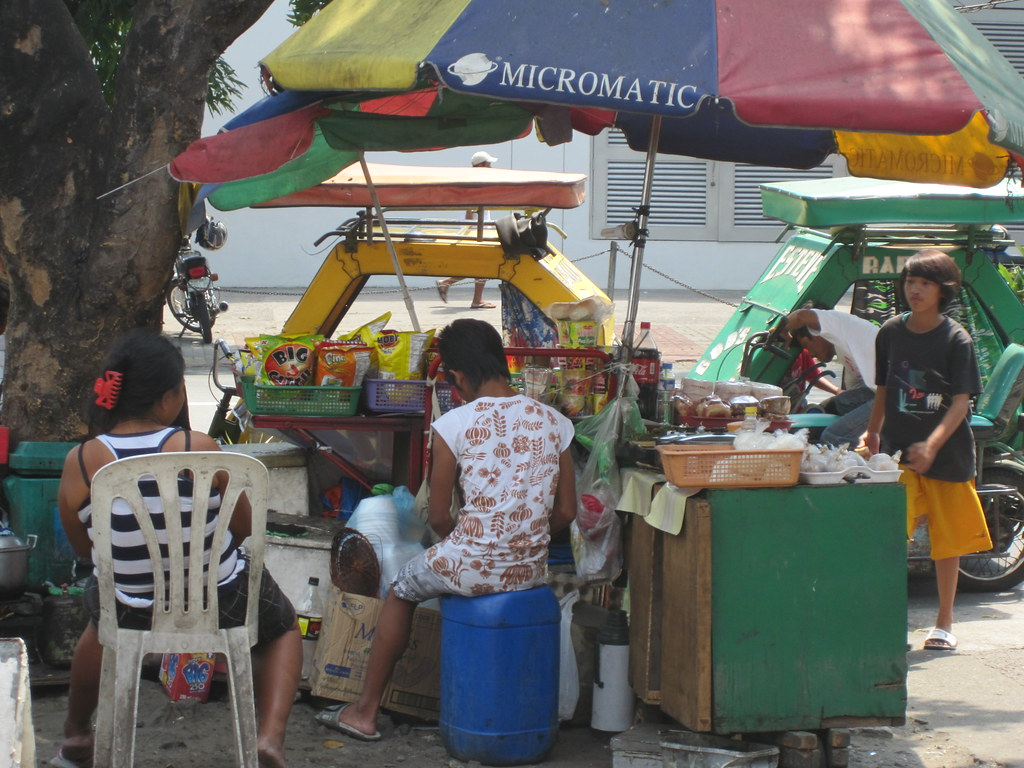Lunch Stall