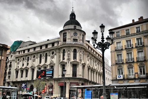 Teatro Haagen Dazs Madrid Feb 2010