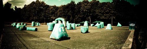 Paintballfield