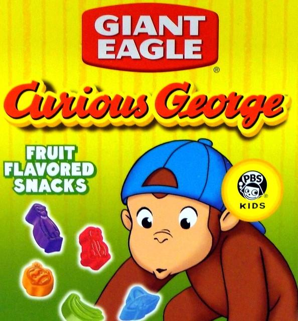 Brands ~ Curious George Fruit Flavored Snacks | Flickr ...