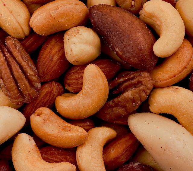 mixed nuts process variation