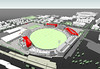 Old Trafford Cricket Ground Redevelopment