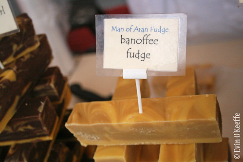 Banoffee Fudge Exists Outside My Dreams