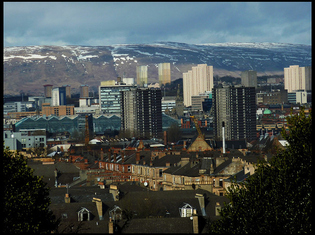 Glasgow by CC user Spider.Dog on Flickr