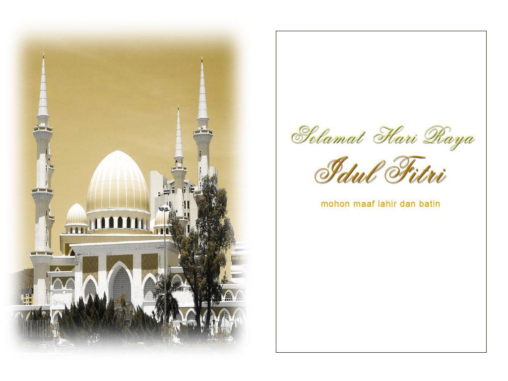 Gambar Tips Trik Desain Grafis Membuat Kartu Ucapan Idul ...