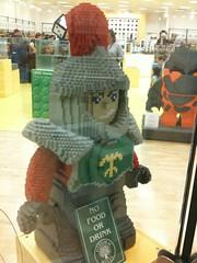 Lego soldier!