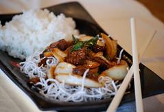 Asian crock pot recipes, Mongolian Beef