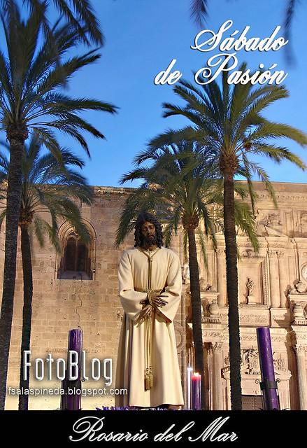 Almería, Semana Santa 2010. Cofradías del Sábado de Pasión.