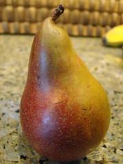 pear, fruit, food,