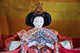 Hinamatsuri Doll: Empress