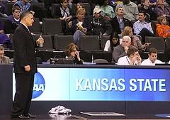 K-State vs North Texas NCAA 2010/03/18