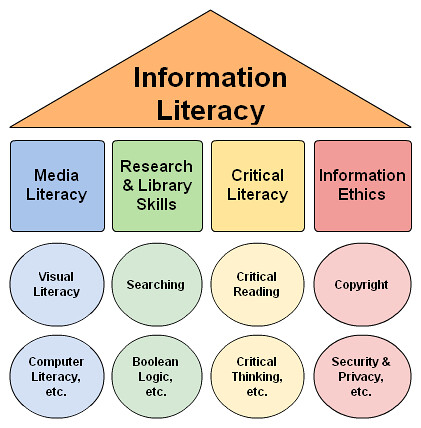 Media literacy in support of critical thinking