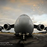 Royal Air Force C17 Globemaster