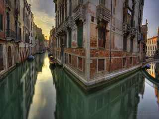 Venice - Sunday Morning ( Foresteria Valdese )