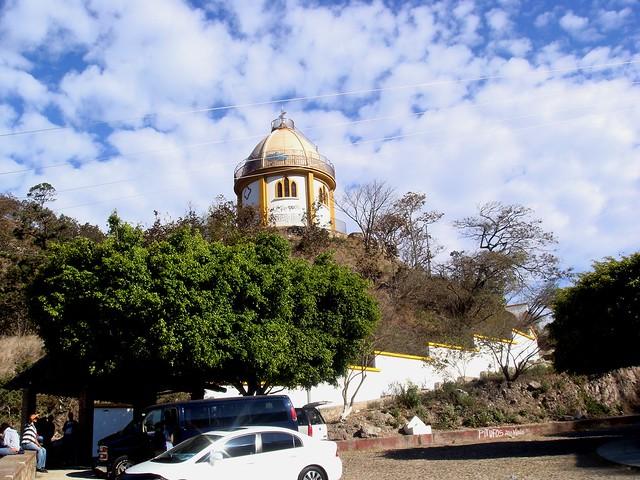 Cruz de Romero, Talpa de Allende, Jal.