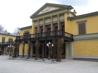 Kaiservilla の画像. architecture austria österreich architektur oberösterreich upperaustria badischl kaiservilla