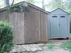 Rubbermaid Roughneck Outdoor Shed